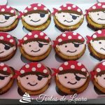 cupcakes con diseño