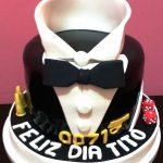 tortas para hombre genial