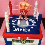 tortas para hombre box