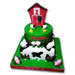 tortas de la granja de zenon lindas