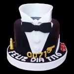 tortas para hombres smokin