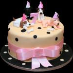 torta de perritos